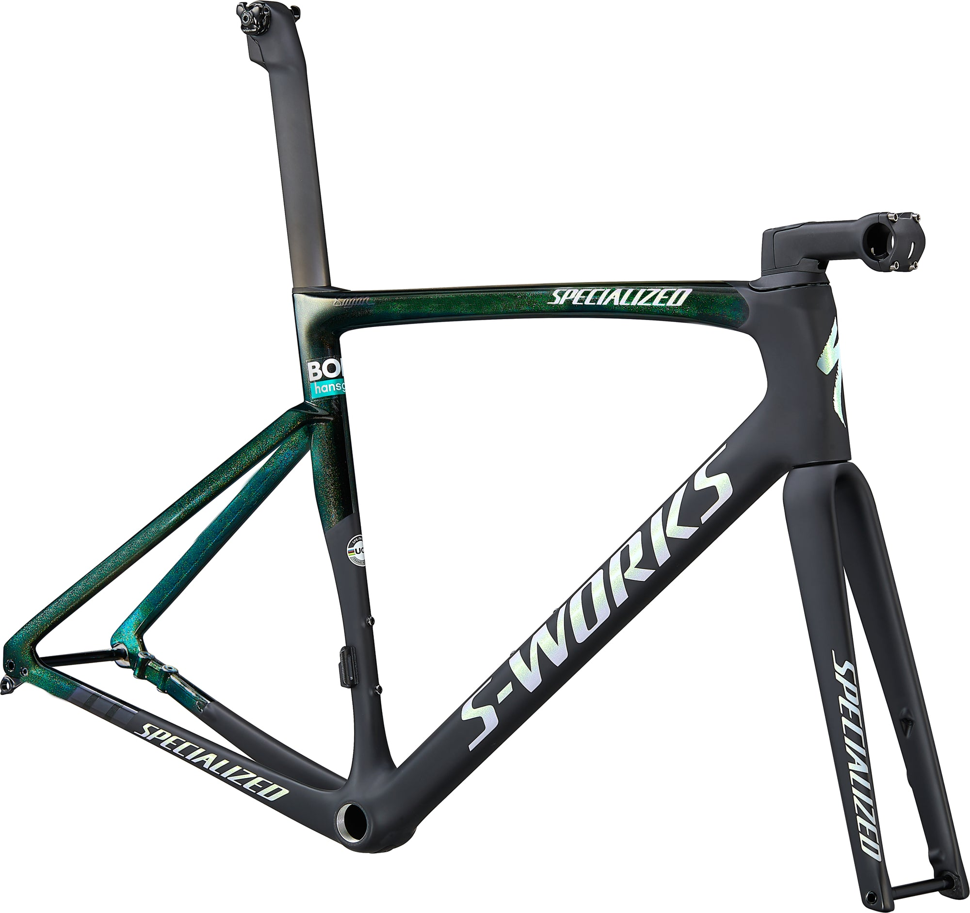 S-Works Tarmac SL7 Frameset - Sagan Collection