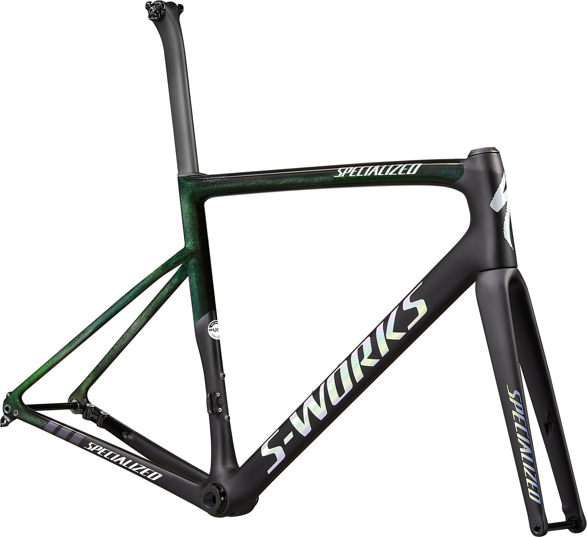 S-Works Tarmac SL6 Frameset - Sagan Collection Deconstructivism