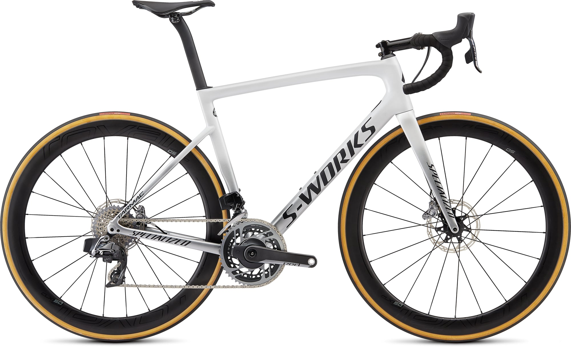S-Works Tarmac SL6 - SRAM Red eTap AXS