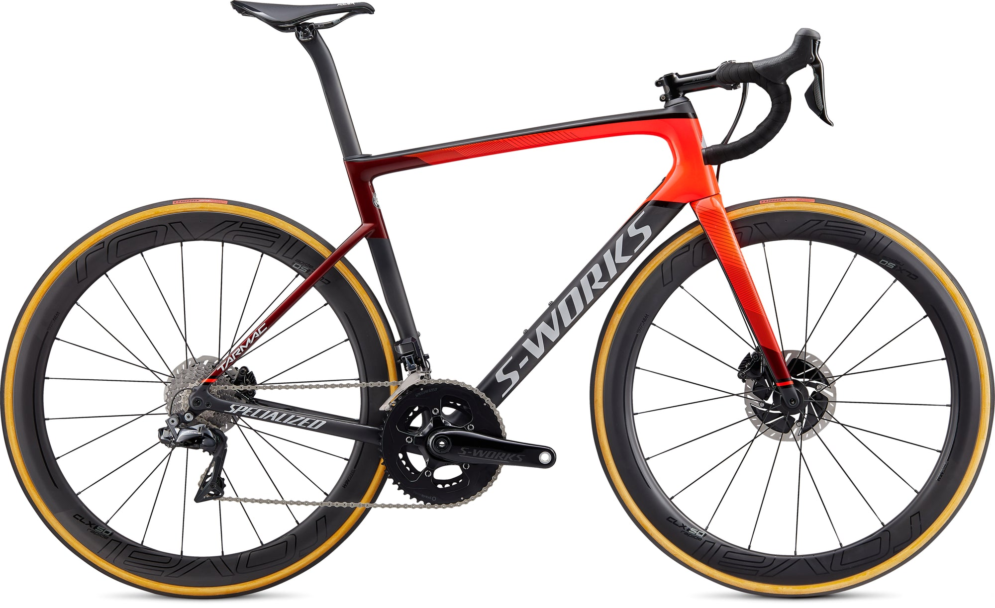 S-Works Tarmac SL6 Disc - Dura Ace Di2