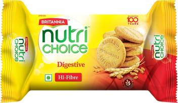 Britannia Nutri Choice High Fiber Biscuit-100g