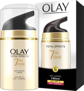Olay Total Effects 7 In One Anti-Ageing Day Cream SPF 15 50g