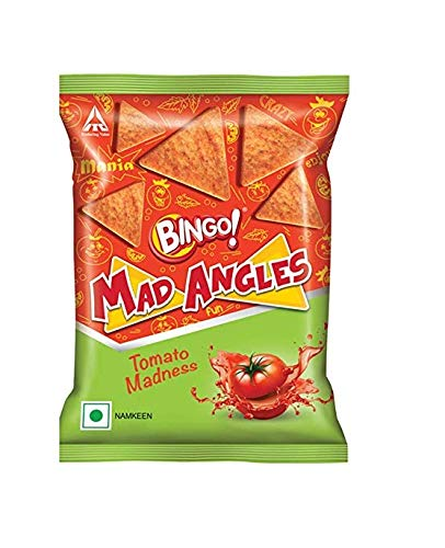 Bingo Mad Angles Tomato Madness