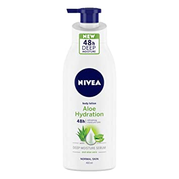 Nivea Aloe Hydration Body Lotion 400ml