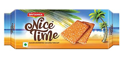 Britannia Nice Time Biscuits - 150g