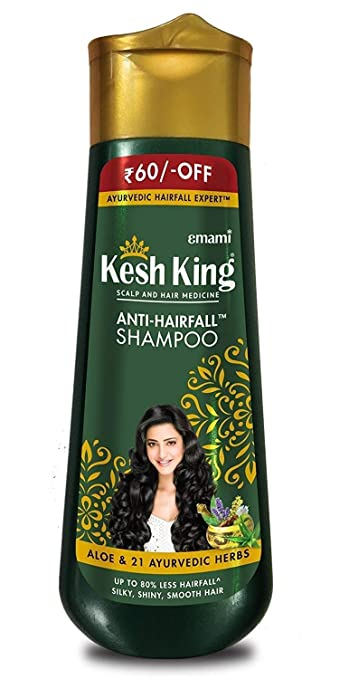 Kesh King Anti-Hairfall Shampoo