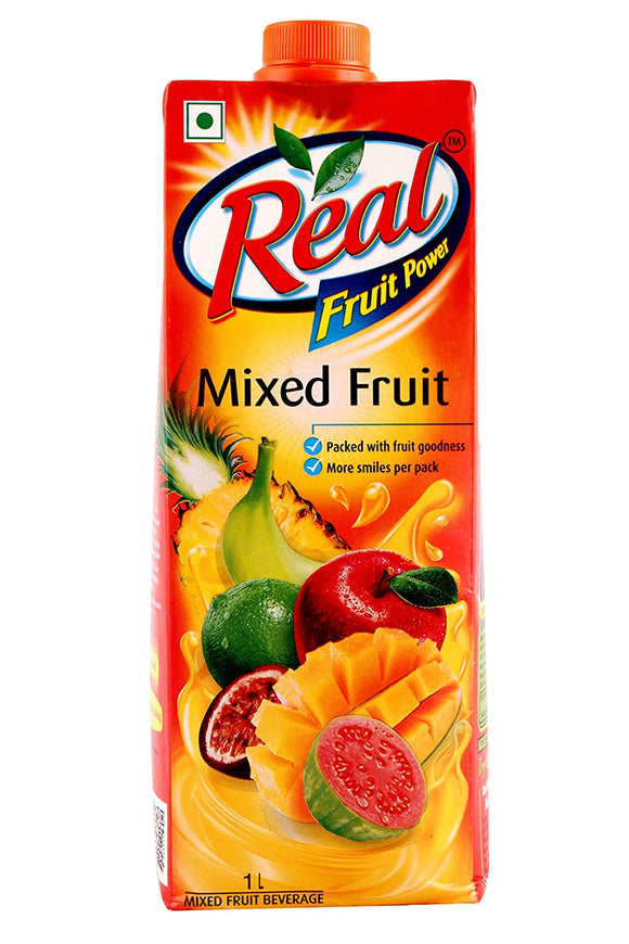 Real Fruit Power Mixed Fruit 1L