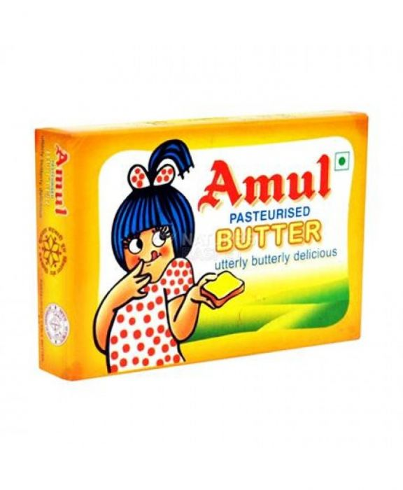Amul Butter - Pasteurised (100gm)