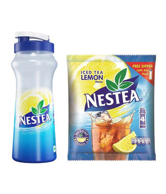 Nestea Lemon Flavor Tea With Free Sipper