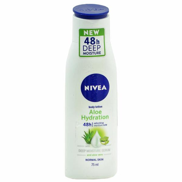 Nivea Aloe Hydration Body Lotion 75ml
