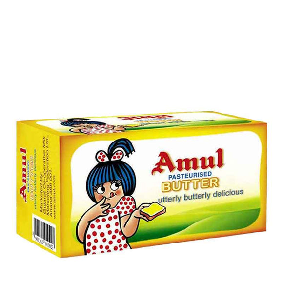 Amul Butter - Pasteurised (500gm)