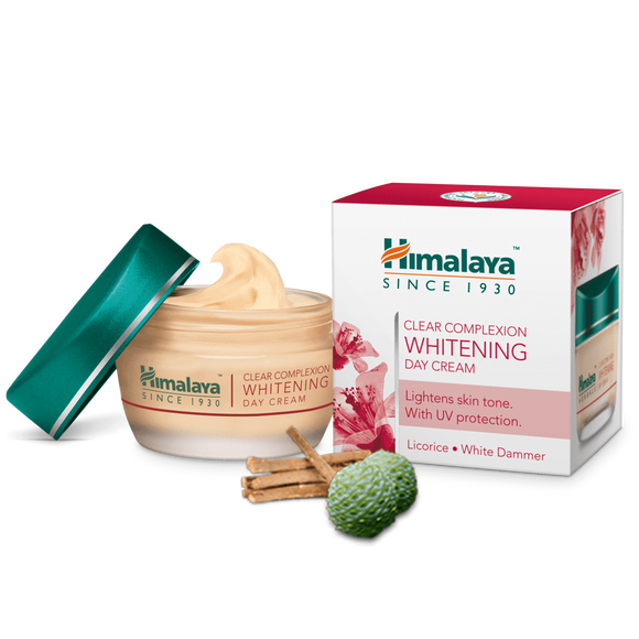 Himalaya Herbals Clear Complexion Whitening Day Cream 50g