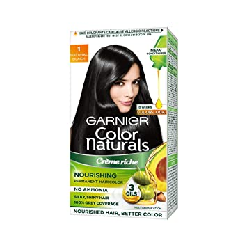 Garnier Color Natural Natural Black 1