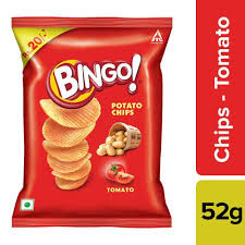Bingo Potato Chips Tomato