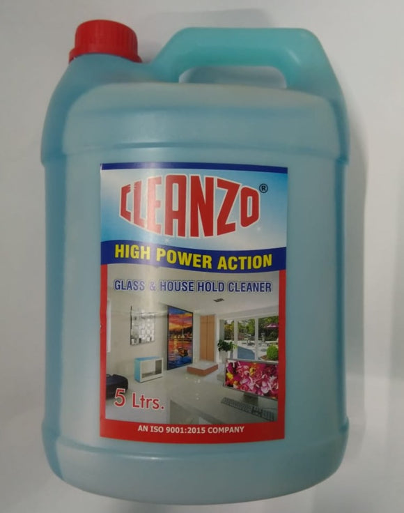 Cleanzo Glass Cleaner 5 litre