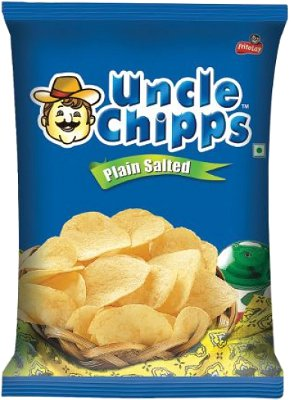 Uncle Chipps Plain Salted