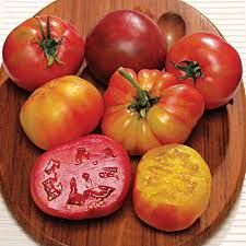 5 x 6 HEIRLOOM TOMATO (by the pound)