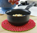 VICTORIA silicone trivet & pot holder