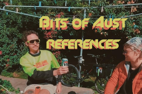 'Bits of Australia' Video references