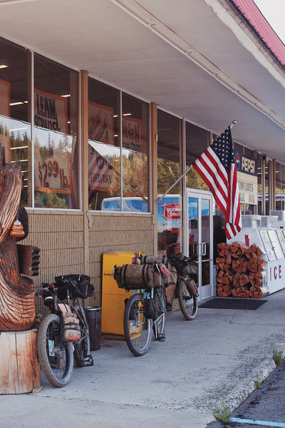General store Pierce idaho