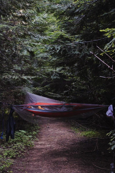 Eno hammock set up idaho