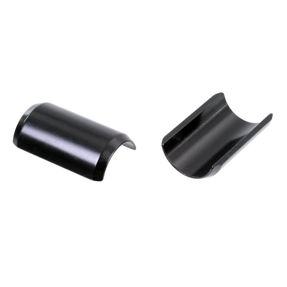Handlebar Shim, 26.0 – 31.8 for Standard Road size to 31.8mm oversize, Black, 26.0-31.8mm