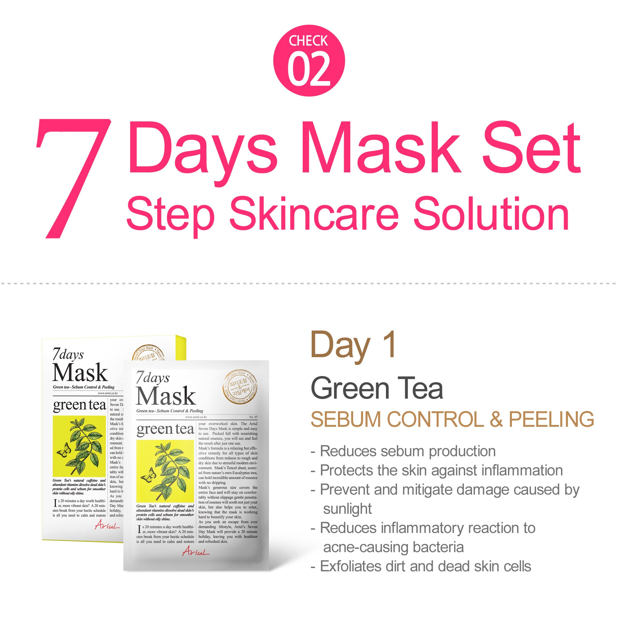 Ariul 7Days Mask Bundle