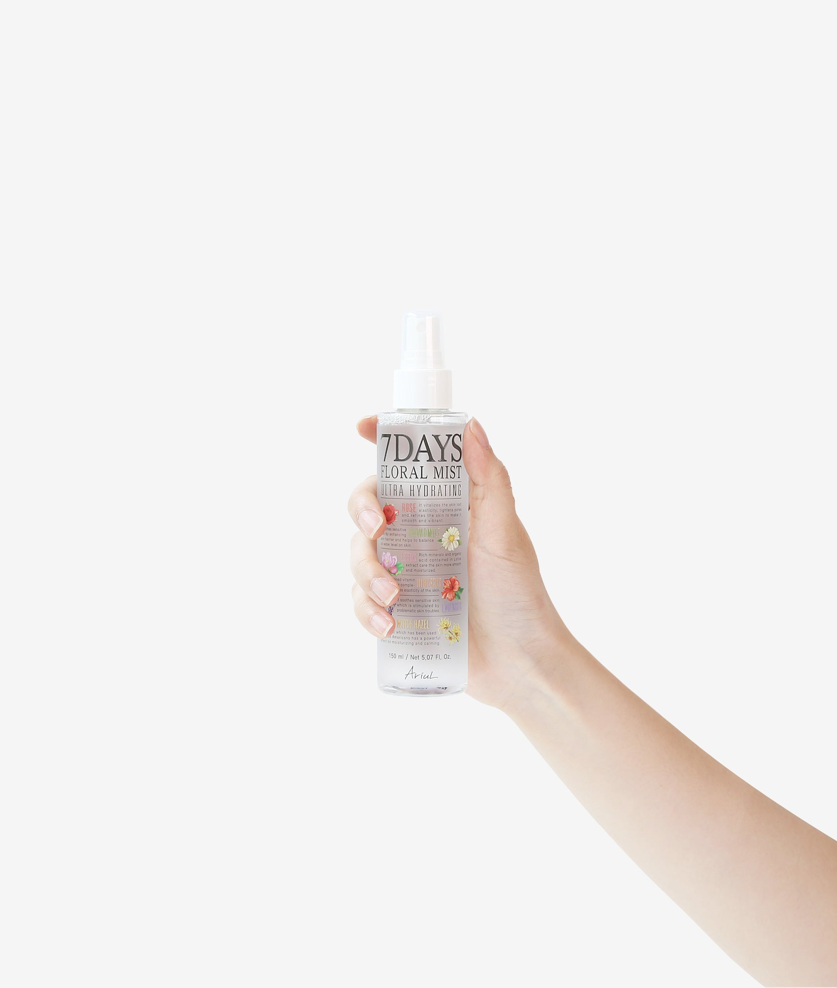 Ariul 7days Floral Mist Ultra Hydrating