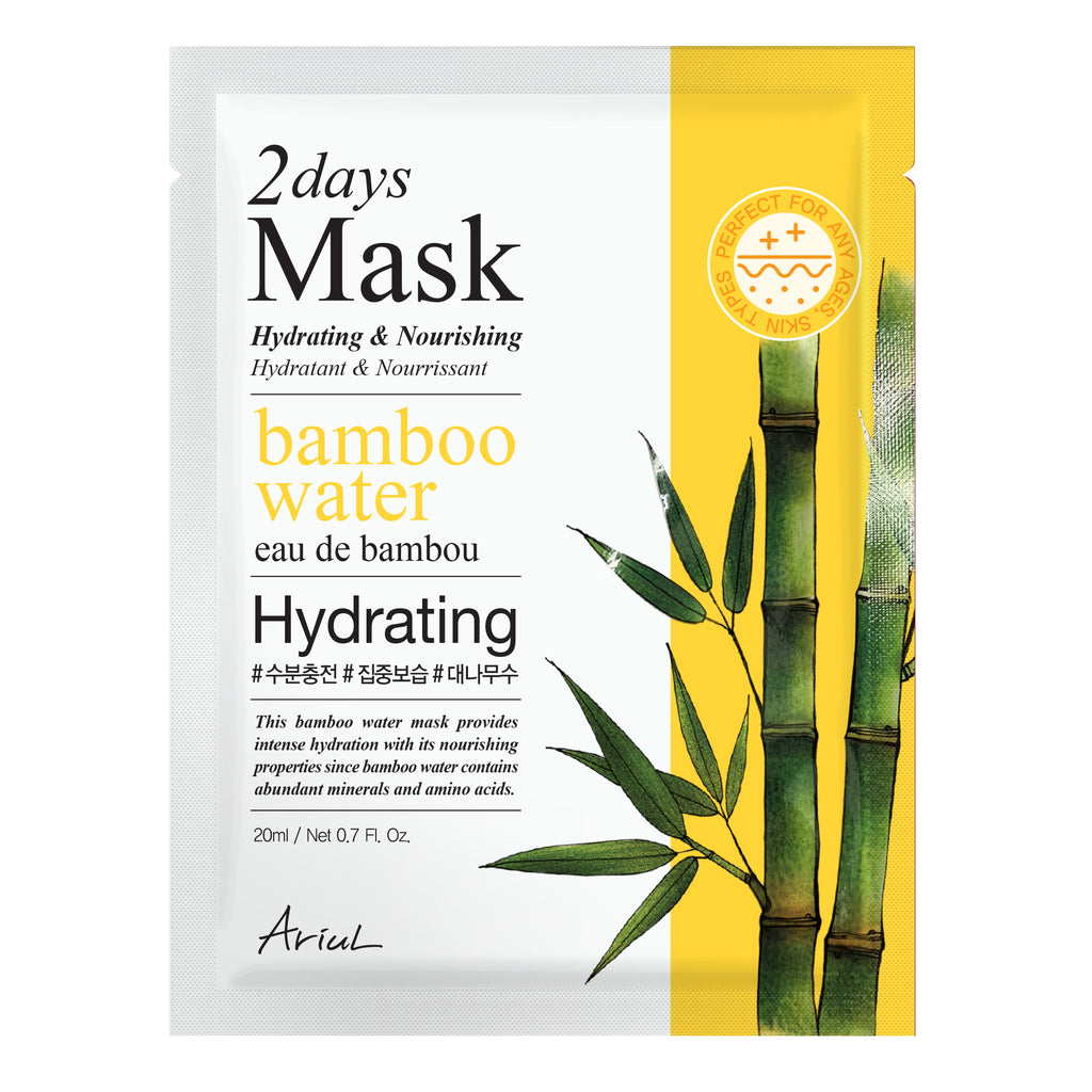 Ariul 2Days Sheet Mask Bamboo Water