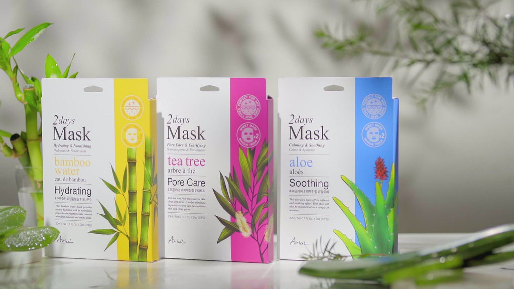 Ariul 2Days Sheet Mask Bundle