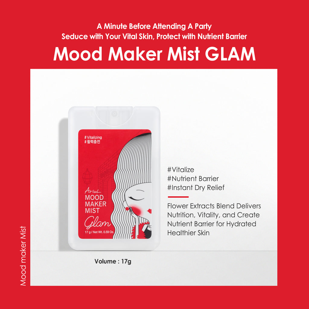 Ariul Mood Maker Face Mist Glam