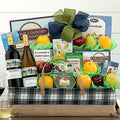 Wine and Fruit Gift Basket Delivery | Edenbrook Red & White