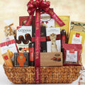 Sympathy Gift Basket Delivery with Gourmet Food