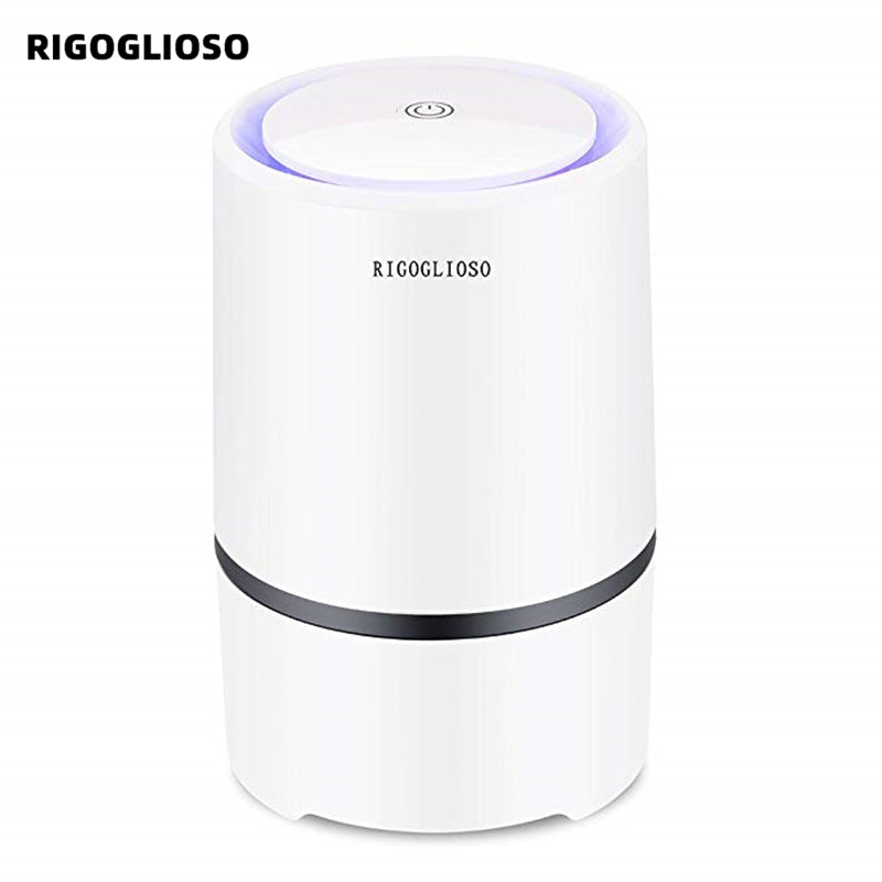 Rigoglioso - Air Purifier for Mold and Smoke - GermFreeHome