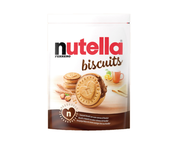 Nutella Biscuits - Galletas rellenas