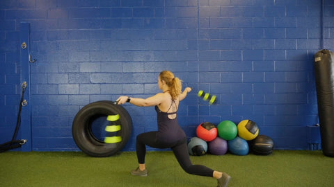 The Different Jumps And Lower Body Exercises | Spin Strong