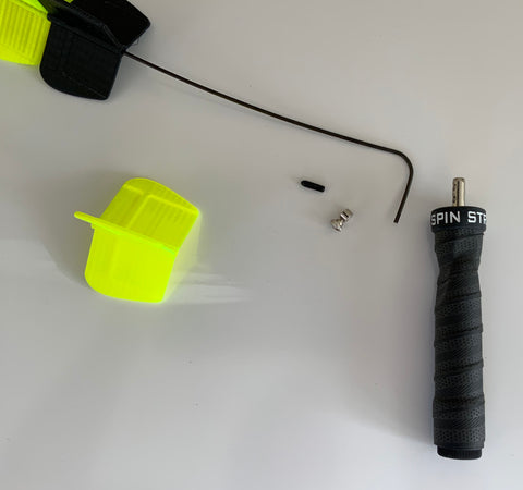 Changing The Number of Air Resisters | Cordless Jump Rope | Spin Strong