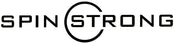 The logo for Spin Strong Rotary Trainer includes the name and a circle.