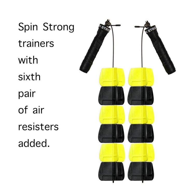 Image-showing-Spin-Strong-with-sixth-air-resister-addded-on-for-high-intensity-resistance-training.