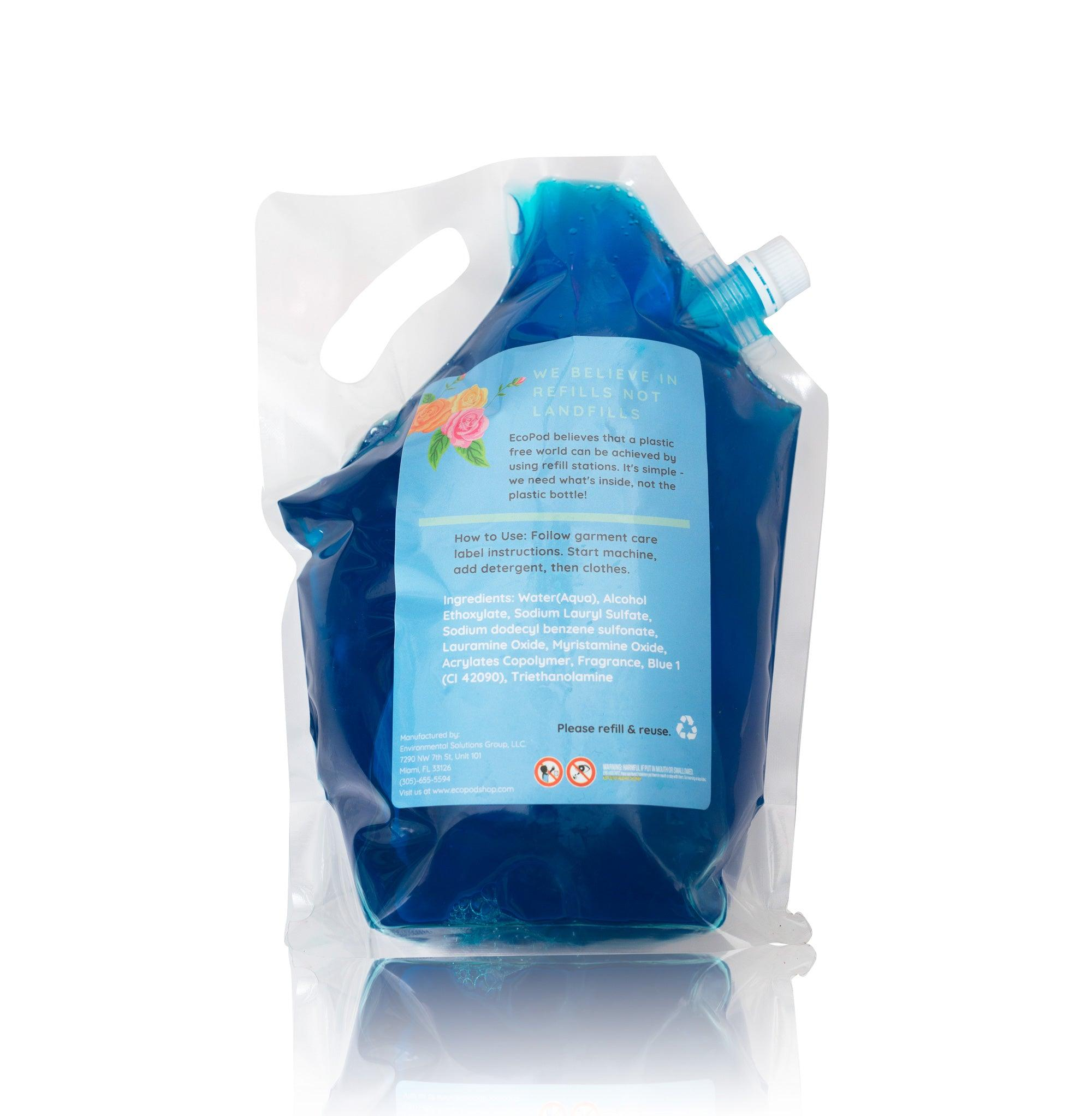 Laundry Detergent Refill Pouch