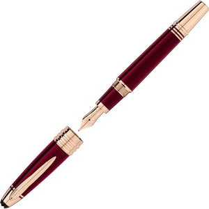 Stylo plume John F. Kennedy Special Edition Burgundy - Boutique-Officielle-Montblanc-Cannes