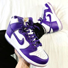 COMMENT INVESTIR DANS LES SNEAKERS (DÉBUTANT) NIKE DUNK HIGH SP VERSITY PURPLE