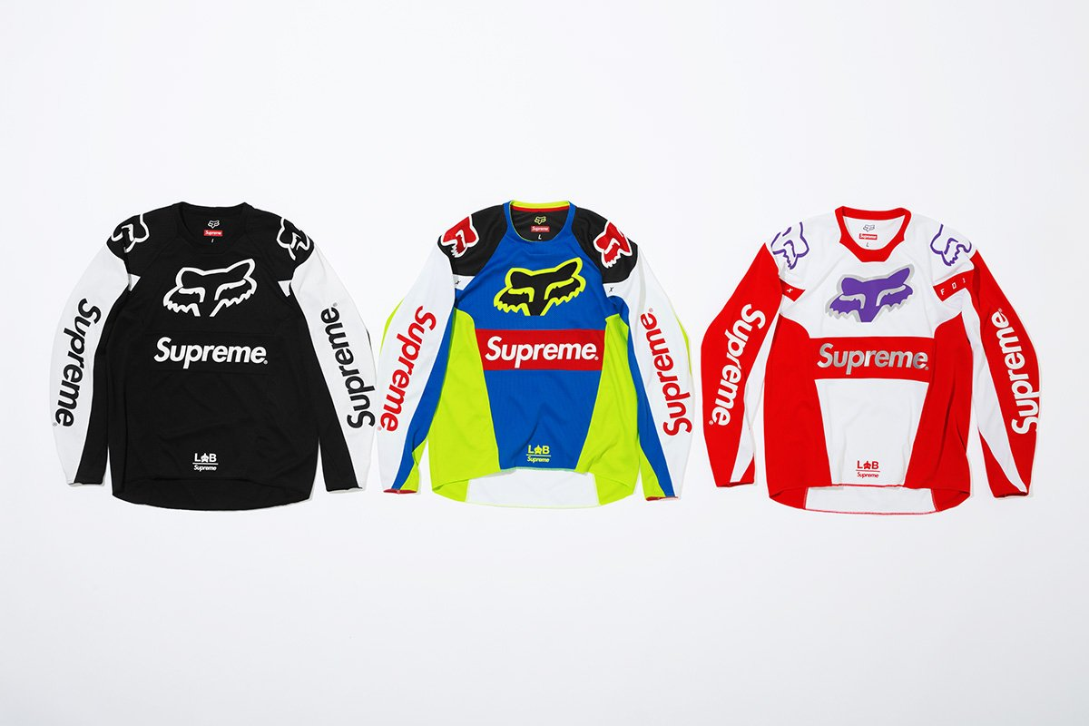 collaboration supreme x supreme
