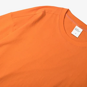 """L'ESSENTIEL"" T-shirt Basique Orange Oversize Streetwear - URB1™ - URB1™ Vêtements Streetwear mode boutique streetwear shop"