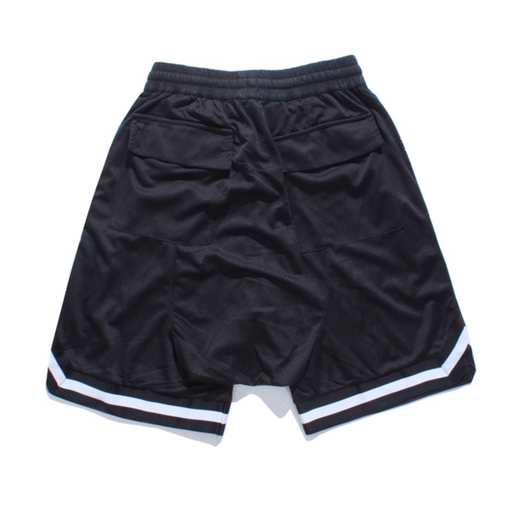 """BSK"" SHORT ORANGE STREETWEAR - URB1™"