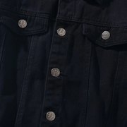 """JCKD"" Veste en jean rose denim - URB1™"