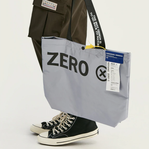 """ZERO"" Sac à main Fashion Gris - URB1™"