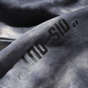 """DIS-OUT"" Crewneck Tie and dye Gris - URB1™"