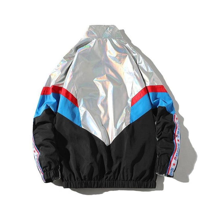 LAPPSTER-Youth Men Patchwork Streetwear Reflective Jackets 2020 Mens Harajukiu Windbreaker Male Korean Fashions Vintage Jackets URB1™ Vêtements Streetwear URB1™ Vêtements Streetwear lap