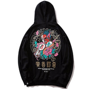Aelfric Eden Good and Evil Printed Men Hooded Sweatshirts 2019 Winter Harajuku Casual Cotton Pullover Fashion Streetwear Hoodies URB1™ Vêtements Streetwear URB1™ Vêtements Streetwear ae